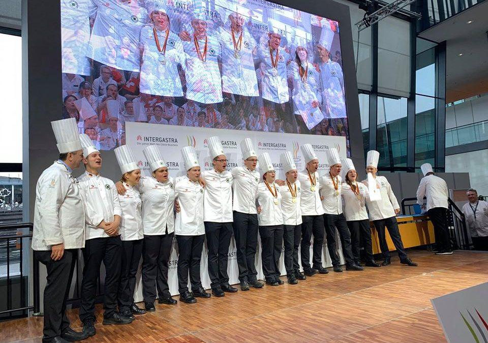 25. Olympiade der Köche in Stuttgart